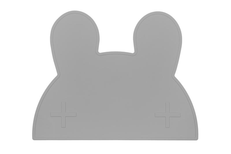 We Might Be Tiny placemat konijn (grijs)