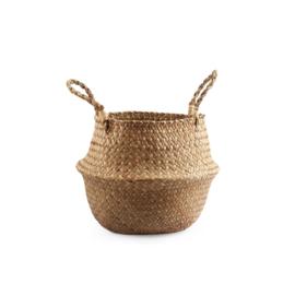 Wicker basket - Natural - ø 25 cm