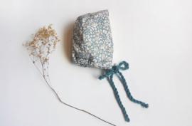 Handmade - Flowers Garden Bonnet
