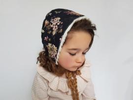 Handmade - Floral Garden Bonnet