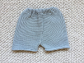 Baby knitted pant / Grey bruma