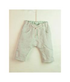 Sand Bermuda shorts