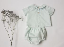 Blusa bebé / geo mar