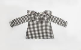 Sophie blouse / grey vivchy