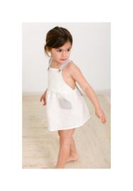 Alexandra dress - Natural linen