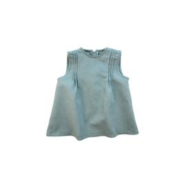 Jareta shirt sea-green