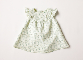 Little flowers baby dress
