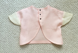 Pink Japanese shirt
