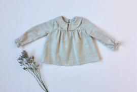 Alice blusa/shirt- gris glaciar