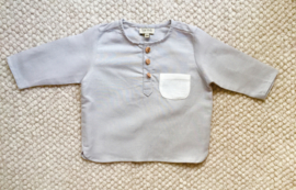 Freddy shirt - Pearl linen