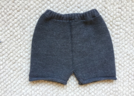 Baby knitted pant / Grey marengo