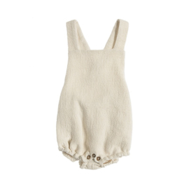 Nature romper beige