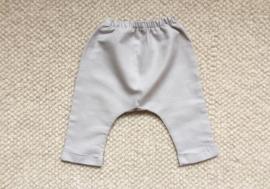 Gabrielle long pant / pearl linen