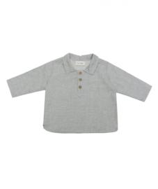 Max Shirt- grey aspen