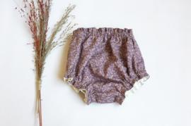 Lilac flowers bloomers - Handmade