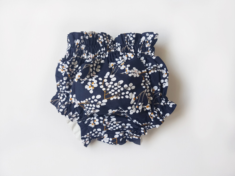 Blue yoichi bloomers - Handmade