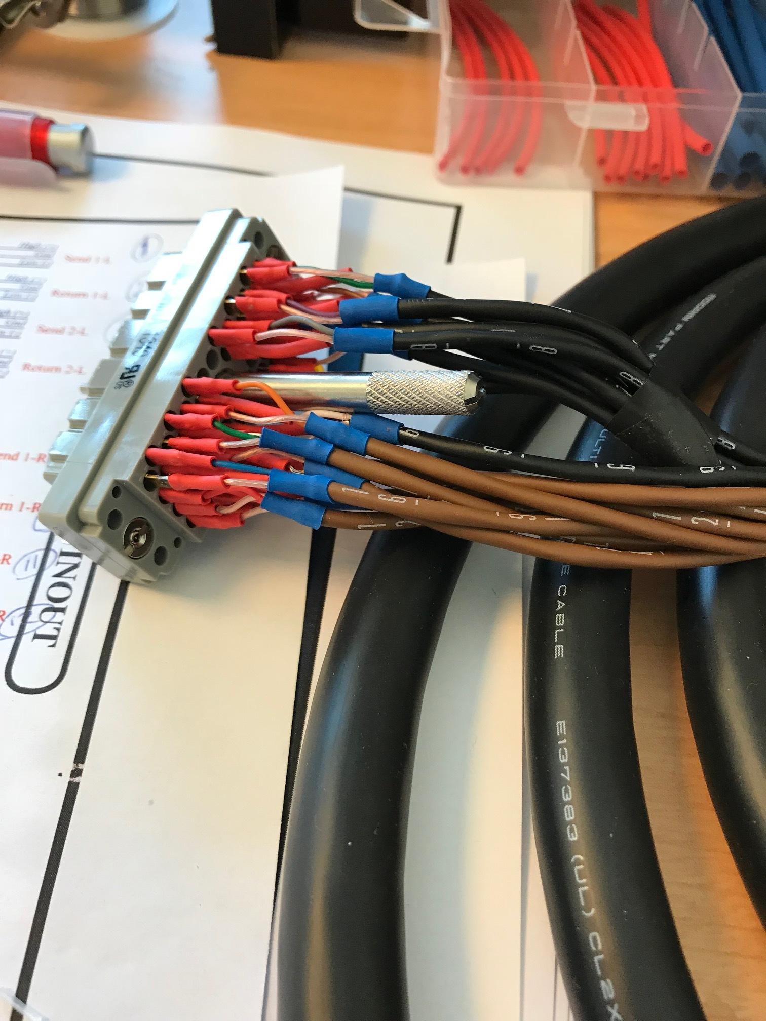 48 pins EDAC