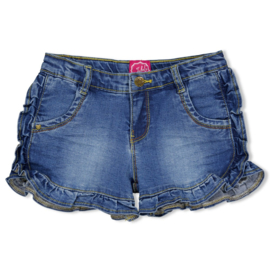 "Jubel short denim ""Tutti Frutti"""