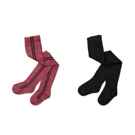 Koko noko 2-pack maillots burgundy/black