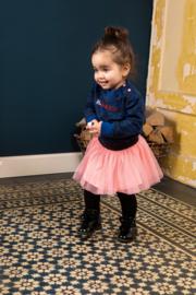 B.nosy baby girls skirt solid mesh