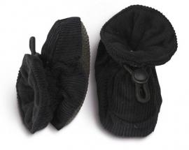 Melton Slofjes zwart