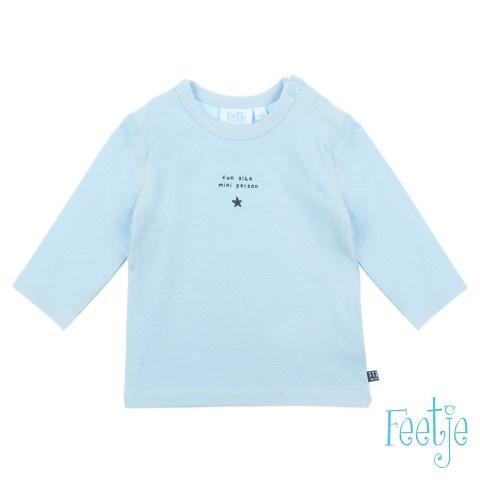 """Feetje shirt fun little person """"Mini Person"""""""