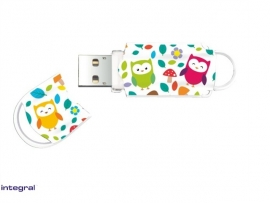 USB stick 16GB fun uiltjes