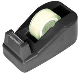 Plakbandhouder zwart (2475)