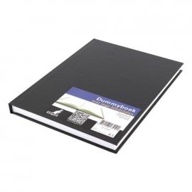 Dummyboek A5 zwart (4101)