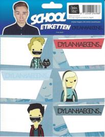 Dylan Haegens etiketten vrienden (6988)
