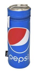 Pepsi etui rond blauw (4134)