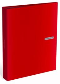 Quattro Colori ringband 23r rood