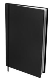 Dresz rekbaar kaft zwart A4 (7218)