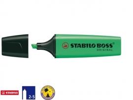 Stabilo Boss markeerstift donkergroen (3665)