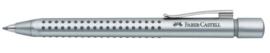 balpen Faber Castell GRIP 2011 XB zilver
