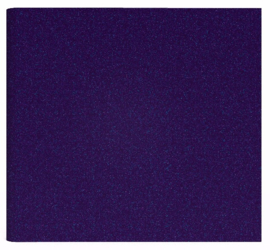 Quattro Colori sparkle blauw kaftpapier (0322)