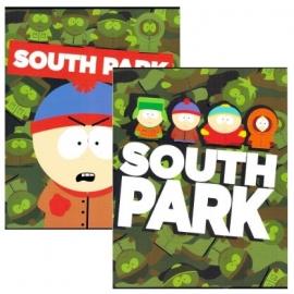 South Park A5 schriften