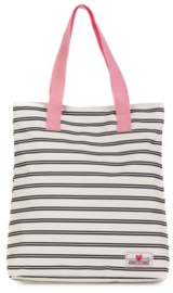 "Awesome Mermaid shopper ""stripes"""