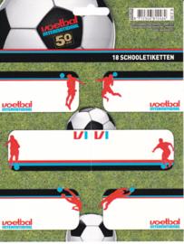Voetbal International etiketten AKTIE (4464)