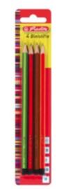 Potloden set 4-delig (0050)