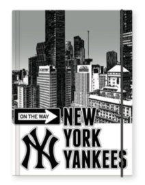 New York Yankees A4 elastomap (5478)