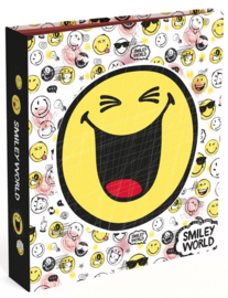 Smileyworld 60mm ordner wit (7615)