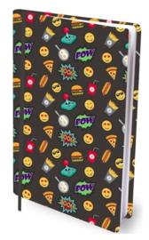 Rekbare kaft Fast Food (3316)
