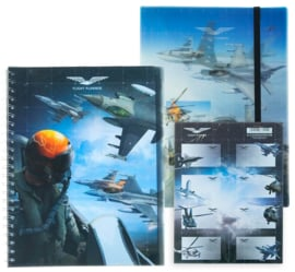 Flight planner voordeel set