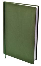 Dresz rekbaar kaft legergroen A4 (7643)