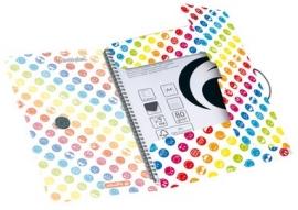 Smiley World tekenmap multicolor (7214)