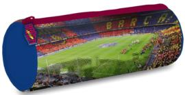 Barcelona etui rond stadion (5926)