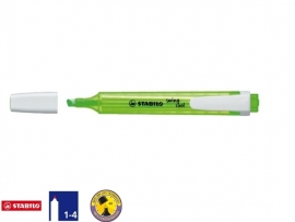 Stabilo Swing markeerstift groen