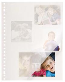 Fotobladen wit (4197)