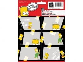 The Simpsons etiketten (1563)